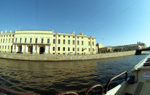 The rivers and channels of St. Petersburg /111