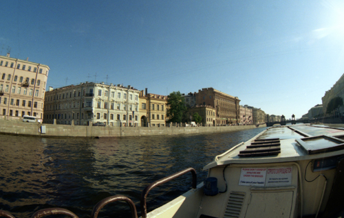 The rivers and channels of St. Petersburg /113